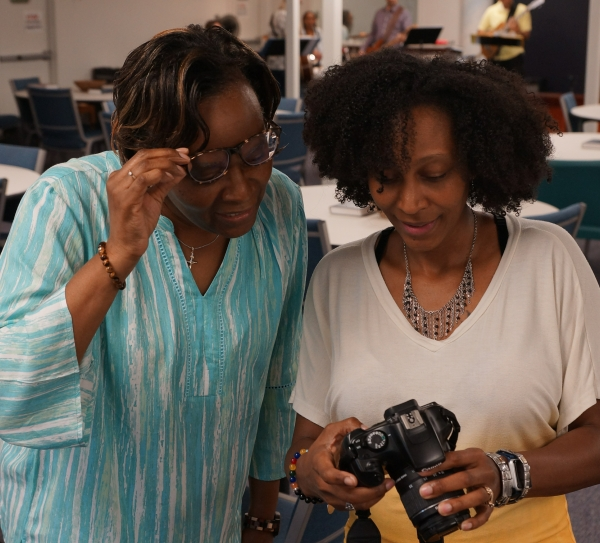 Photography Team  Angela and Karla-