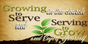 Growing The Church By Loving God and Enjoying Yourself